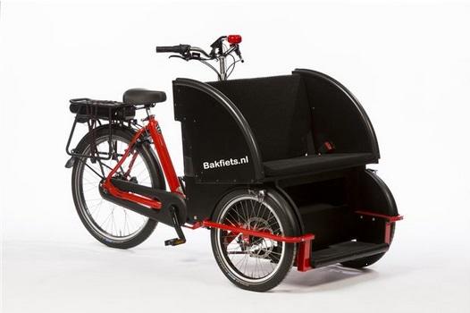 Emmisionsfreie Mobilität für Menschen mit Behinderungen